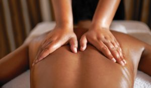 Spa and Hot Stone Massage Byec Therapy and Procedure